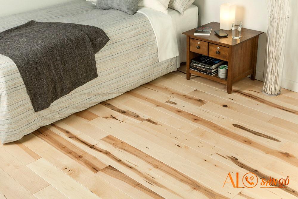 giới thiệu về sàn gỗ tự nhiên