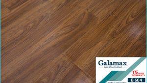 Sàn gỗ Galamax B504 - Sàn gỗ công nghiệp Việt Nam