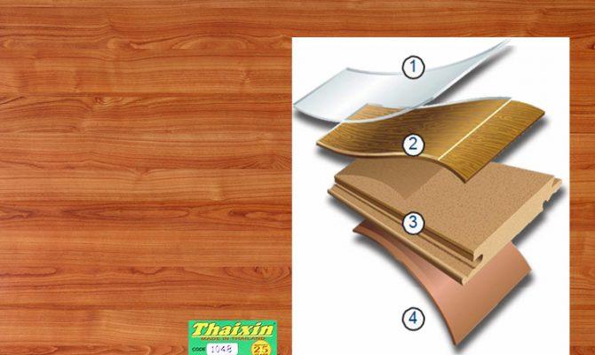 cấu tạo sàn gỗ công nghiệp thaixin