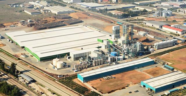Nhà máy sản xuất sàn gỗ Artfloor tại Thổ Nhĩ Kỳ