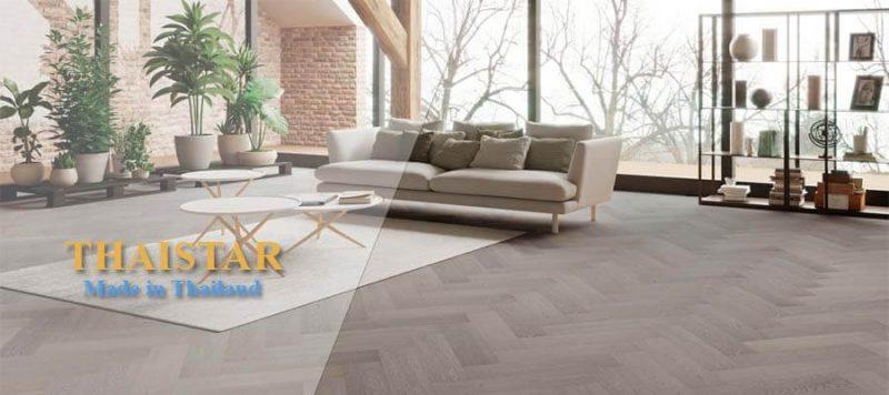 sàn gỗ thaistar thái lan