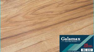 Sàn gỗ Galamax BG222 - sàn gỗ công nghiệp Việt Nam