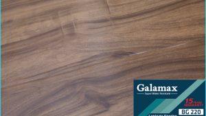 Sàn gỗ Galamax BG220 - sàn gỗ công nghiệp Việt Nam