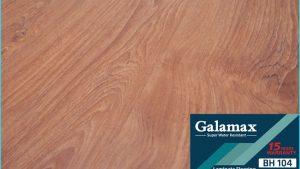 Sàn gỗ Galamax BH104 - sàn gỗ công nghiệp Việt Nam