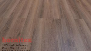 Sàn gỗ Hornitex 12mm 555 - Sàn gỗ công nghiệp Đức