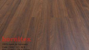 Sàn gỗ Hornitex 12mm 558 - Sàn gỗ công nghiệp Đức