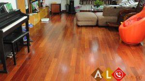 sàn gỗ lim lào - sàn gỗ tự nhiên