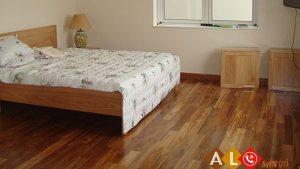 Sàn gỗ Teak Lào - Sàn gỗ tự nhiên cao cấp