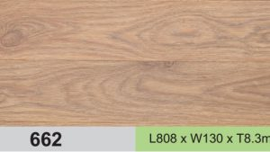 Sàn gỗ Wilson 662 - Sàn gỗ công nghiệp công nghệ Đức
