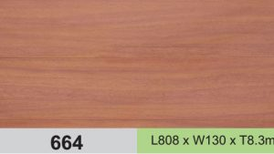 Sàn gỗ Wilson 664 - Sàn gỗ công nghiệp công nghệ Đức
