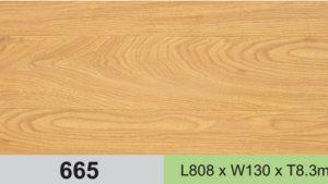 Sàn gỗ Wilson 665 - Sàn gỗ công nghiệp công nghệ Đức