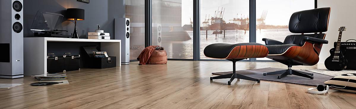 Sàn gỗ công nghiệp Kronoswiss - Sàn gỗ hàng đầu Thụy Sĩ