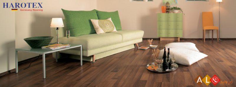 sàn gỗ công nghiệp harotex
