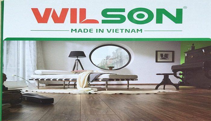 sàn gỗ wilson Việt Nam