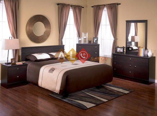 Lựa chọn màu sàn gỗ Lucsy cho phòng ngủ