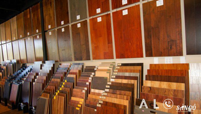Mua sàn gỗ tại Cầu Giấy ở đâu uy tín