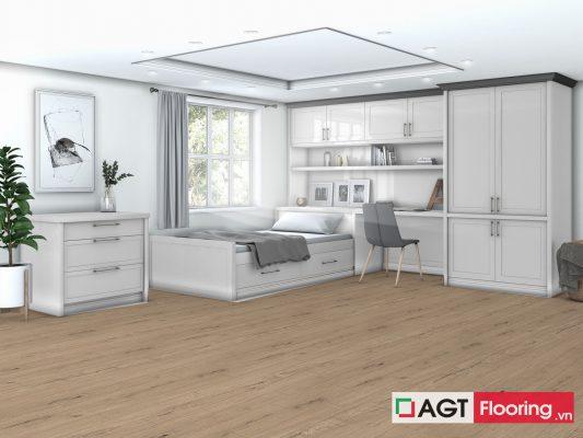 sàn gỗ AGT Flooring Concept 603 cho phòng trẻ nhỏ