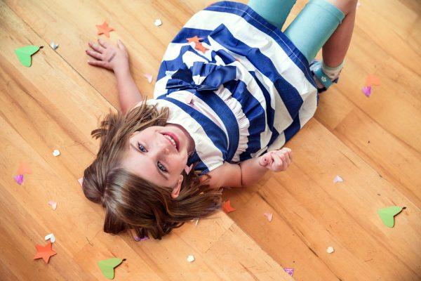 sàn gỗ AGT Flooring cho phòng trẻ nhỏ